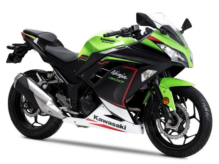 Kawasaki Ninja BS6 zig
