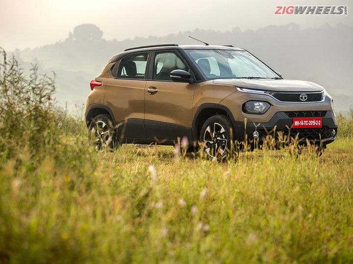 Tata Punch First Drive