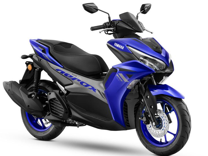 Yamaha Aerox 155 Launched, Prices Start At Rs 1.29 Lakh