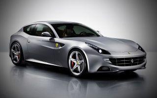 Ferrari FF Right View