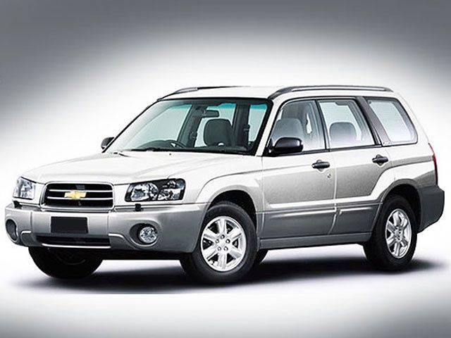 Photo of Chevrolet Forester