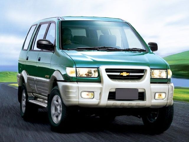 Chevrolet Tavera Price Images Specifications Mileage Zigwheels