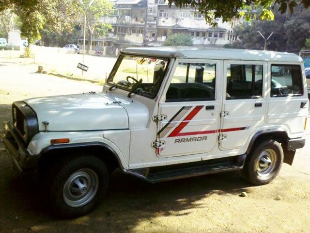 Photo of Mahindra Armada