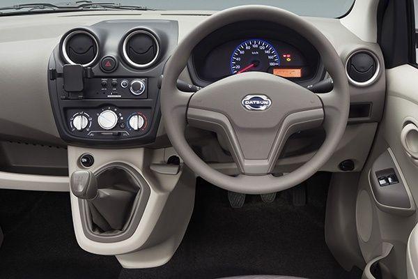 datsun go steering wheel