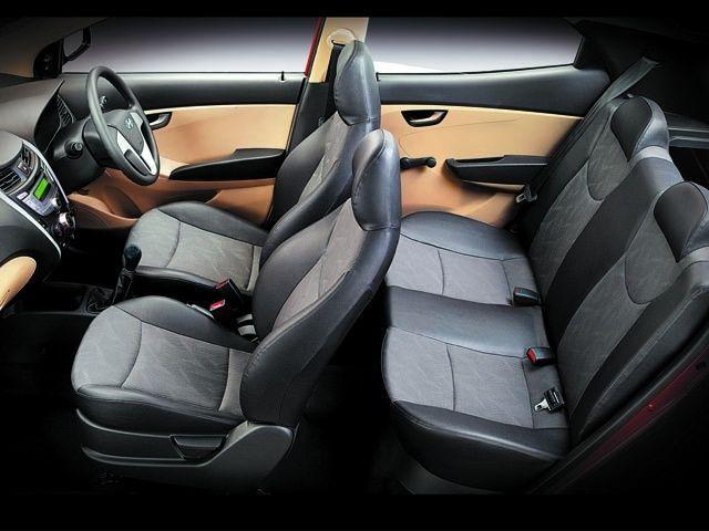 Hyundai Eon Interior View Pictures Zigwheels Com