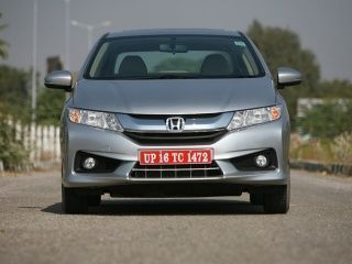 All New Honda City front view