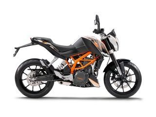 Photo of KTM Duke 390 ABS