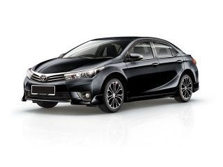 Photo of Toyota Corolla Altis