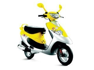 Photo of TVS Scooty Pep Plus