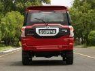 Mahindra New Scorpio Rear View