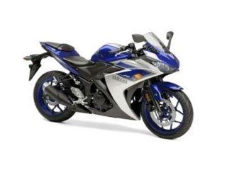 Photo of Yamaha YZF R3