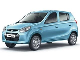 Photo of Maruti Suzuki Alto 800