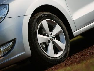 Skoda Rapid 2015 Alloy Wheel