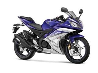 Photo of Yamaha YZF R15