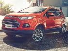 Ford Ecosport Left Side One Third View