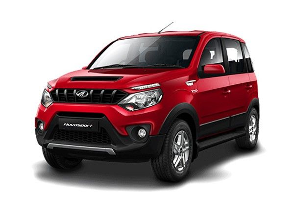 Photo of Mahindra NuvoSport