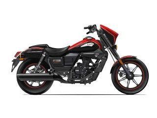 Photo of UM Motorcycles UM Renegade Sport S