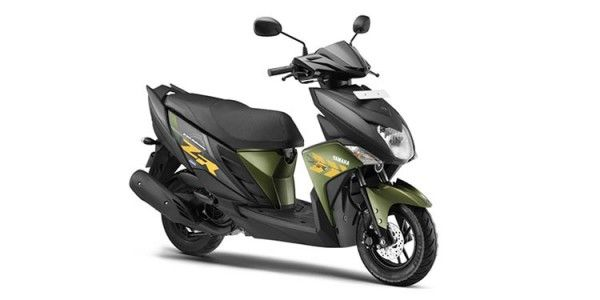 Photo of Yamaha Ray ZR