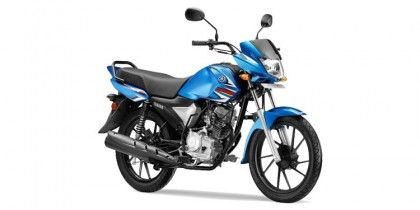 Photo of Yamaha Saluto RX Standard