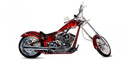 Photo of Big Dog K9 Red Chopper