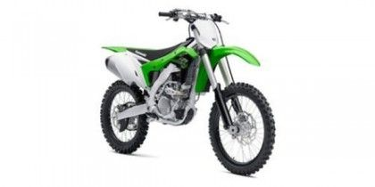 Photo of Kawasaki KX 250 STD