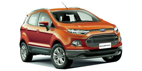 Photo of Ford EcoSport 1.5L-TDCi-Diesel-Titanium