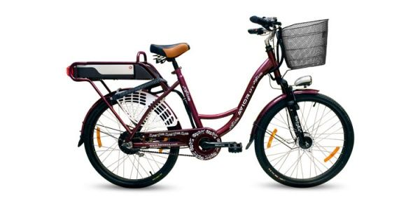 Photo of Hero Electric Avior E Cycle