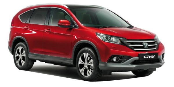Honda cr v price check september offers images mileage for Honda crv price