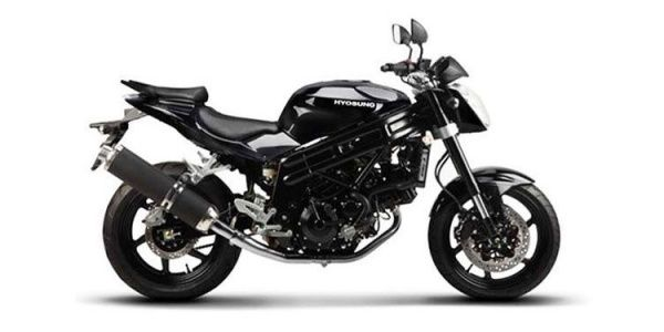 Photo of Hyosung GT250R