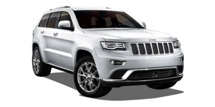 Photo of Jeep Grand Cherokee Summit Petrol