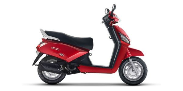 120 Month Auto Loan >> Mahindra Gusto Price, Images, Colours, Mileage, Review in ...