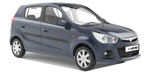 maruti alto k10 lxi cng optional price in india