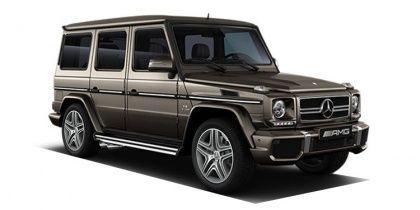 Photo of Mercedes-Benz G-Class