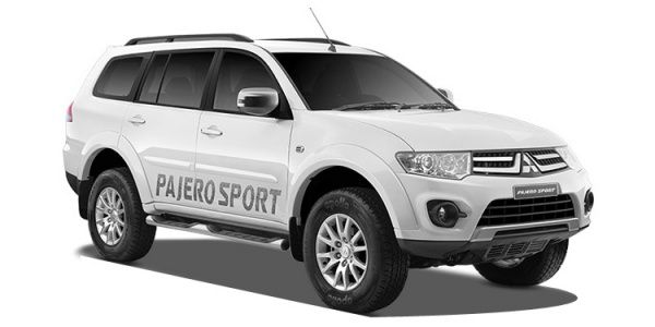 Mitsubishi Pajero Sport Price, Images, Mileage, Colours, Review in