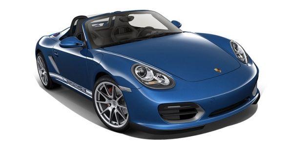 Photo of Porsche Boxster