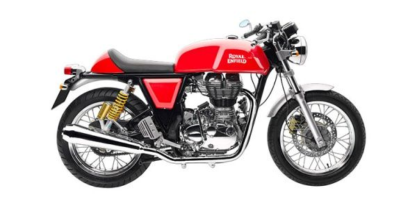 Photo of Royal Enfield Continental GT