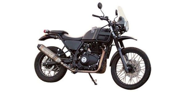 Photo of Royal Enfield Himalayan