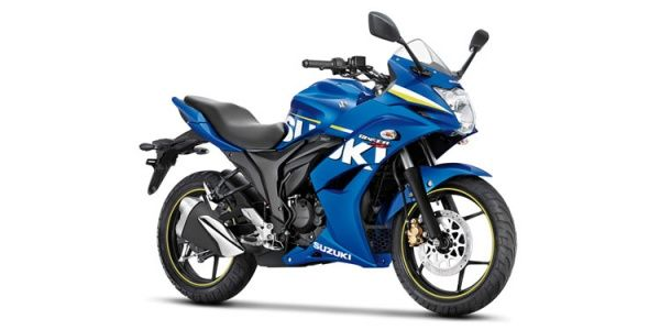 Photo of Suzuki Gixxer SF