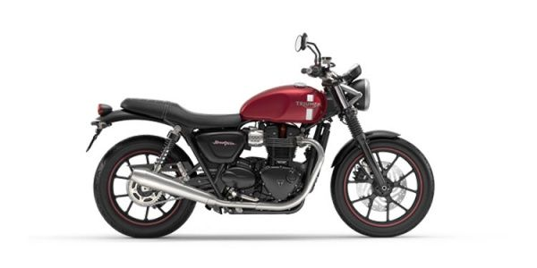 Photo of Triumph Street Twin