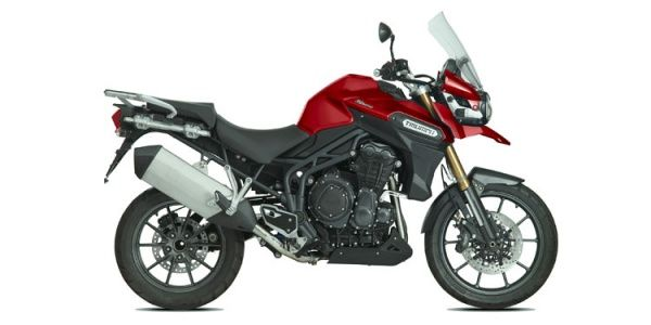 Photo of Triumph Tiger Explorer