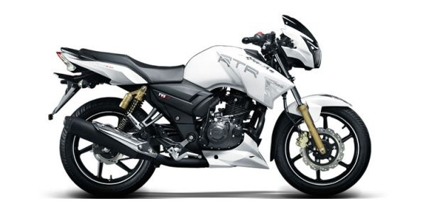 TVS Apache RTR 180 Front Rear Disc and ABS