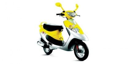 Photo of TVS Scooty Pep Plus Drum