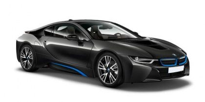 Photo of BMW i8