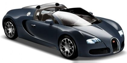 Photo of Bugatti Veyron 16.4 Grand Sport