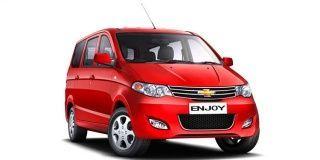 Chevrolet Enjoy 1.3 LS 8 Seater
