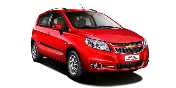 Chevrolet Sail Hatchback Price (Check April Offers ...