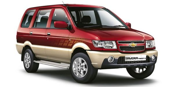 Photo of Chevrolet Tavera STD