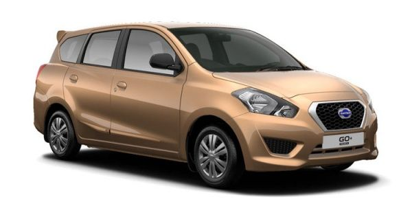 datsun go plus price check september offers images mileage specs colours in india zigwheels. Black Bedroom Furniture Sets. Home Design Ideas