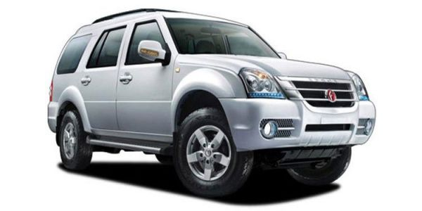 Photo of Force Motors One SUV