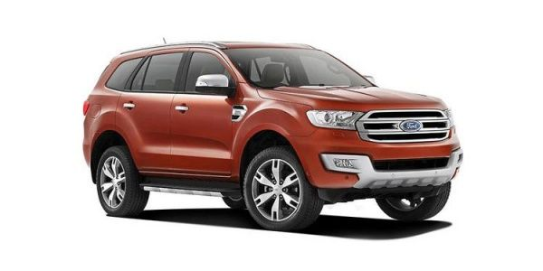 Ford Endeavour 2.2L 4x2 AT Titanium